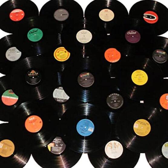 תקליטים ליצירה ועיצוב