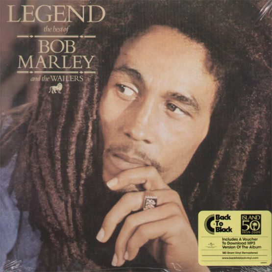 Bob Marley - Legend