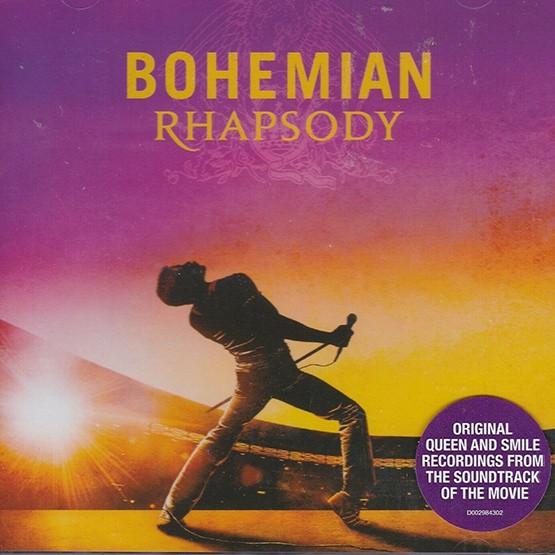 Queen - Bohemian Rhapsody (The Original Soundtrack) 2LP