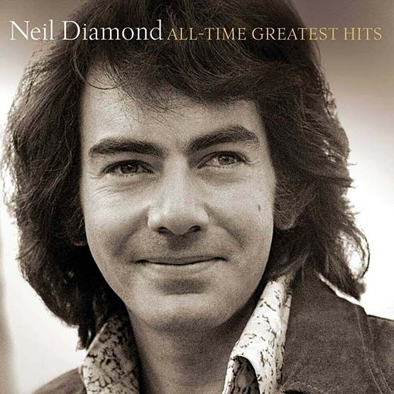 Neil Diamond - All-Time Greatest Hits 2LP