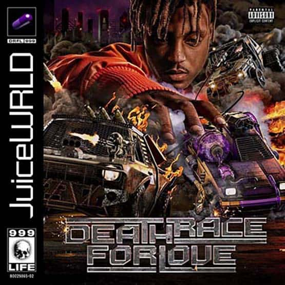 Juice WRLD - Death Race For Love 2LP