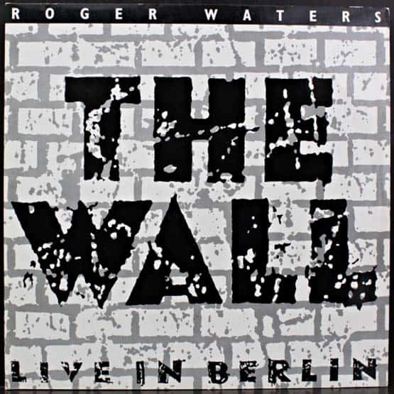 Roger Waters - The Wall: Live In Berlin 1990 (Limited Edition Vinyl Clear) 2LP