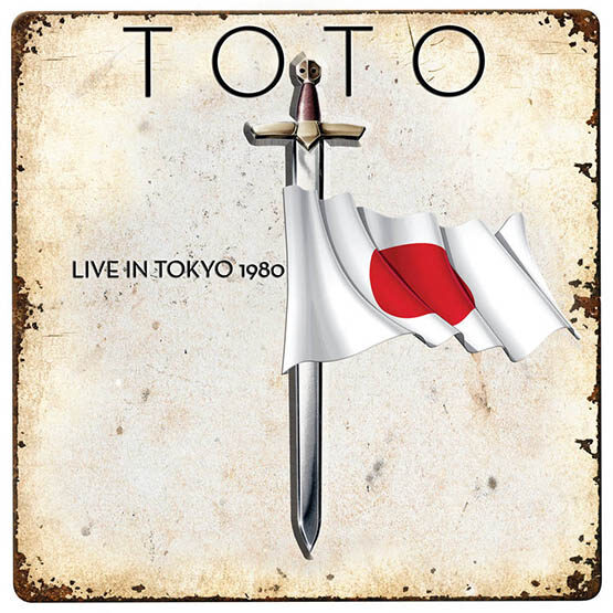 Toto - Live in Tokyo 1980