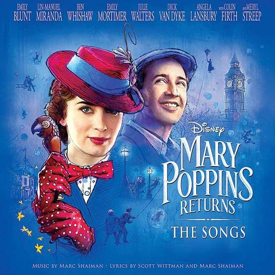 Mary Poppins Returns - The Songs
