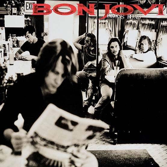 Bon Jovi - Cross Road 2LP