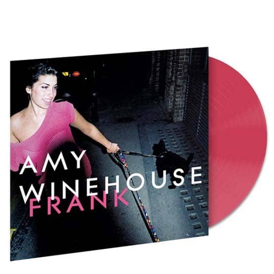 Amy Winehouse - Frank - Limeted Edition - Pink Vinyl