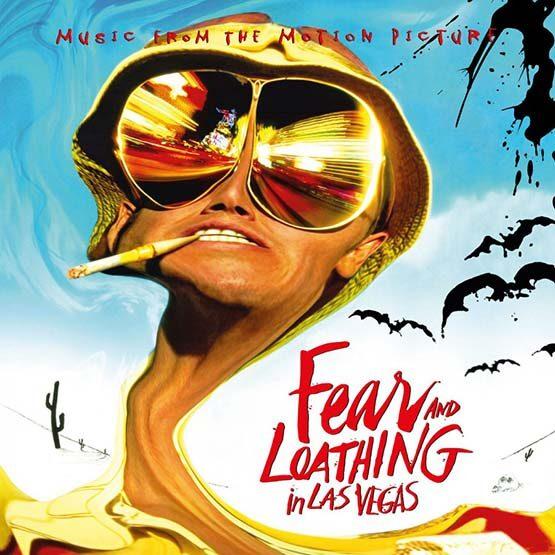 Fear and Loathing in Las Vegas - Soundtrack