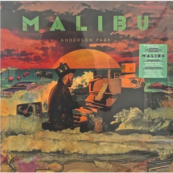 Anderson Paack - Malibu