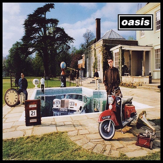 Oasis - Be Here Now 2LP