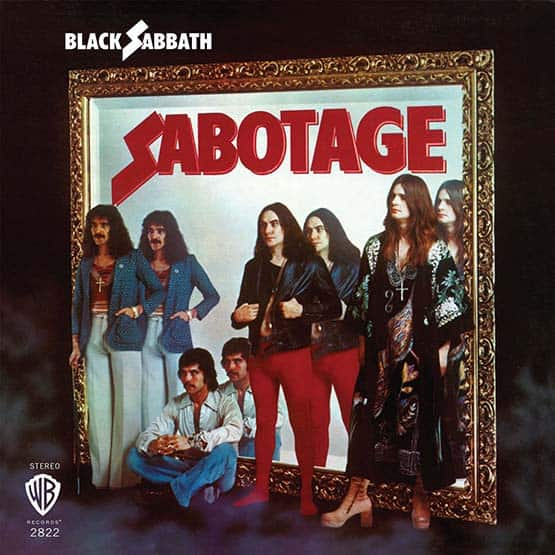 Black Sabbath - Saotage