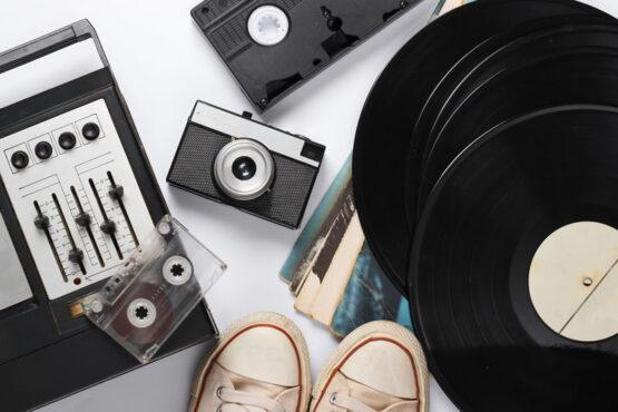 תקליטים שנות השמונים