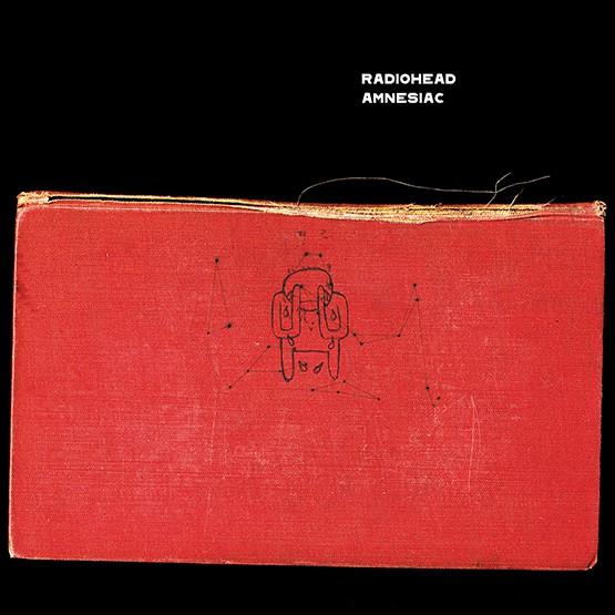 Radiohead - Amnesiac 2LP