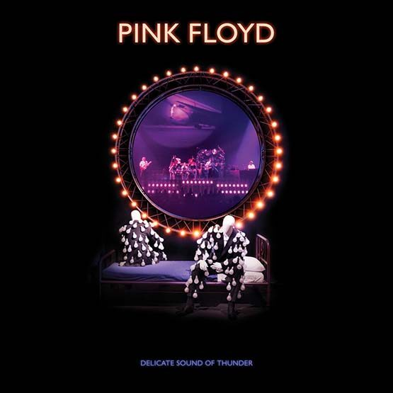 Pink Floyd - Delicate Sound Of Thunder - Restored, Re-Edited, Remixed 3Lps