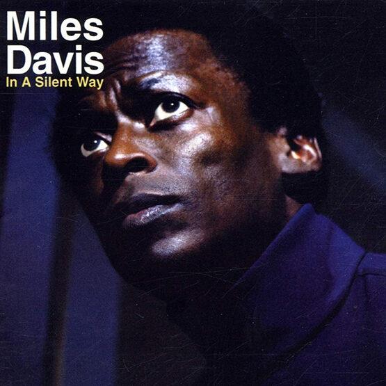 Miles Davis - In A Silent Way - White Vinyl