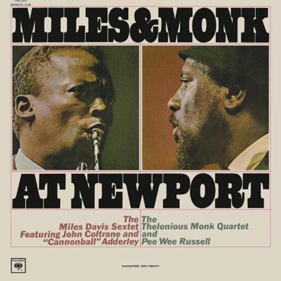 Davis Miles - Miles & Monk At Newport Mono