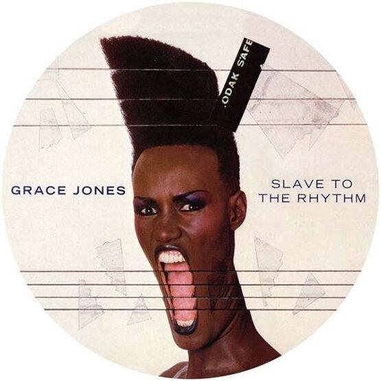 Grace Jones - Slave To The Rhyt - Picture Disc