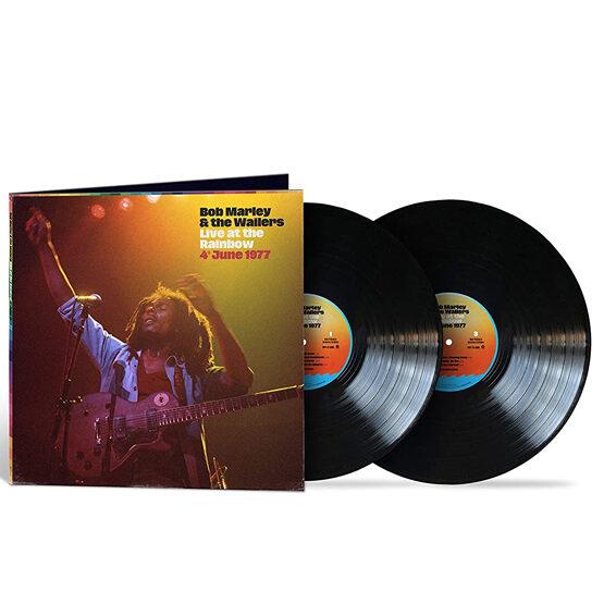 Bob Marley - Live At The Rainbo 2LP