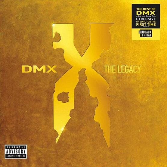 Dmx - The Legacy 2LP
