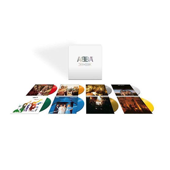 Abba - The Vinyl Collection Box Set 8LP