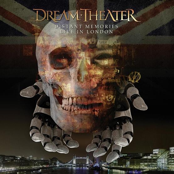 Dream Theater - Distant Memories - Live In London 4LP + 3CD