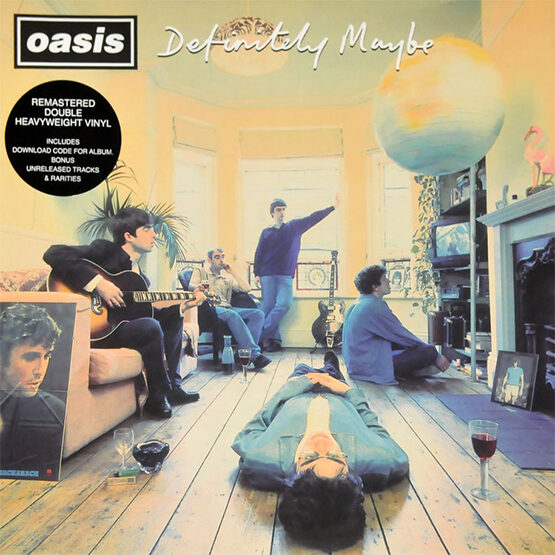 Oasis - Definitely Maybe 2LP