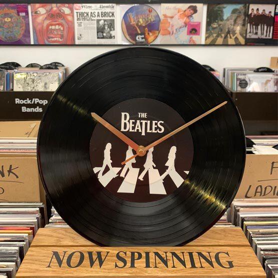 שעון תקליט Abbey Road
