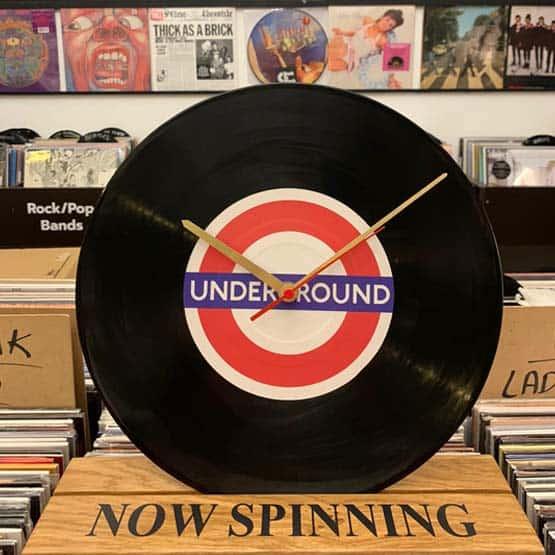 שעון תקליט לונדון