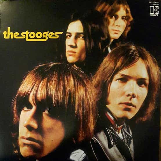 The Stooges - The Stooges 2LP