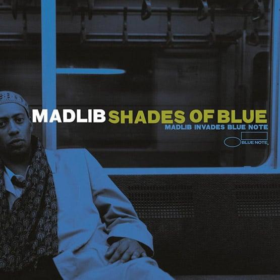 תקליט כפול של Madlib
