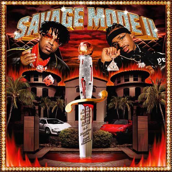 Savage 21 & Metro Boomin - Savage Mode II
