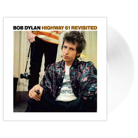 Bob Dylan - Highway 61 Revisited - Clear Classics Edition