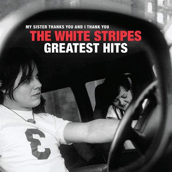The White Stripes - The White Stripes Greatest Hits 2LP