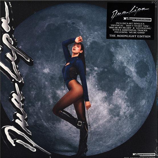 Dua Lipa - Future Nostalgia (The Moonlight Edition) 2LP