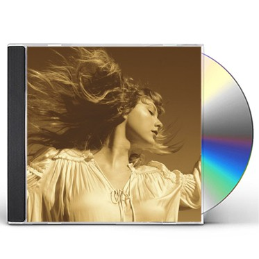 Taylor Swift - Fearless New CD