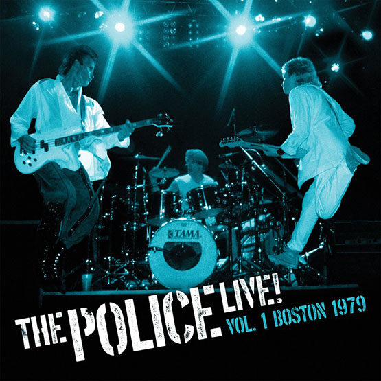 Police - Live Vol.1 Colored Viny 2LP