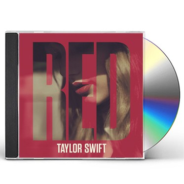 Taylor Swift - Red - 2CD