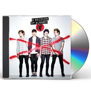 5 Seconds Of Summer - 5 Seconds CD