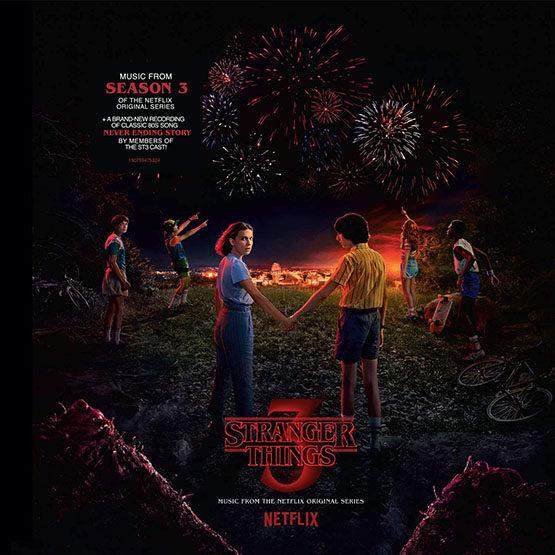 Various Artists - Stranger Things: Netflix Season 3