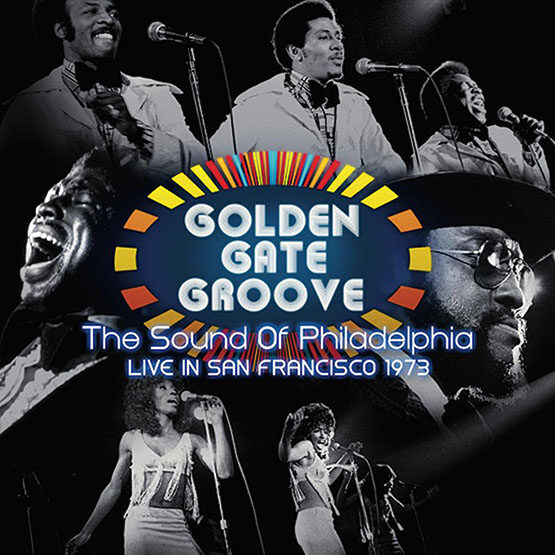 Various Artists - Golden Gate Groove: The Sound Of Philadelphia In San Francisco 2LP