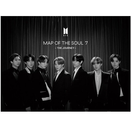 Bts - Map Of The Soul: 7 - The Journey (Limited Edition C) CD