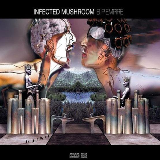 Infected Mushroom - B.P.EMPIRE 2LP