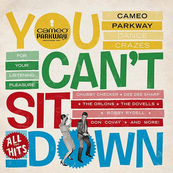 Various Artists - Cameo Parkway Dance Crazes