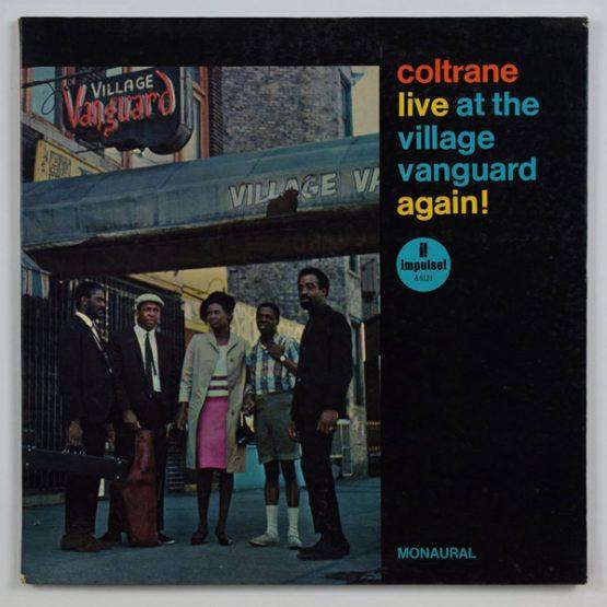 John Coltrane / Live at the Village Vanguard Again!
