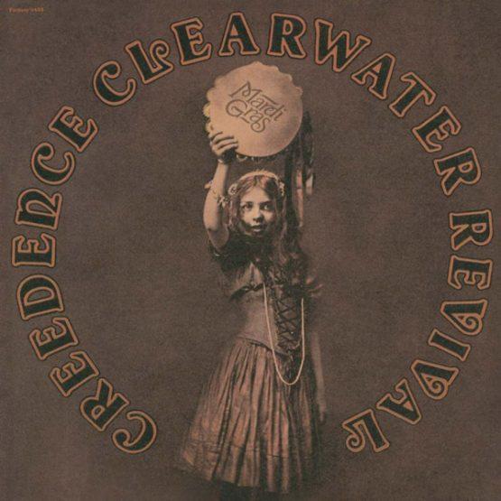 Creedence Clearwater Revival / Mardi Gras - Vinyl