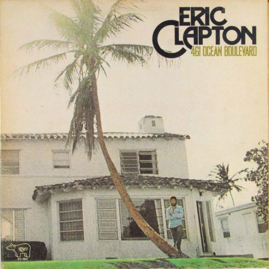 Eric Clapton / 461 Ocean Boulevard - Vinyl
