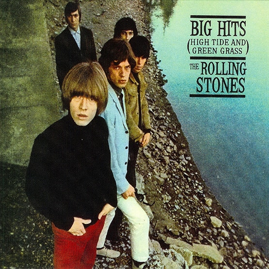 The Rolling Stones - Big Hits (High Tide & Green Grass)