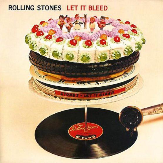 The Rolling Stones / Let It Bleed - Vinyl