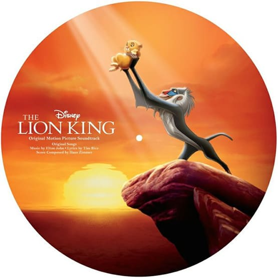 Various Artists - The Lion King Picture Disc