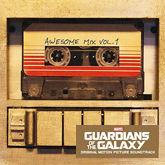 Various Artists - Guardians of the Galaxy: Awesome Mix Vol. 1