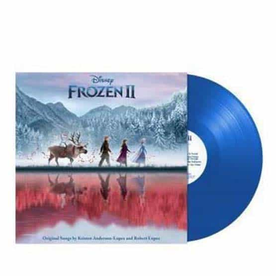 Various Artists - Frozen 2: The Songs - Blue Vinyl